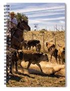 Williamson Valley Roundup 9 Spiral Notebook