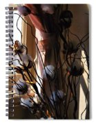 Willow And Cotton Spiral Notebook