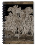 Willow Ranch Spiral Notebook