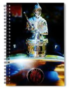 Willys Knight Spiral Notebook