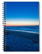 Wilmington Coastal Scene Wilmington North Carolina Spiral Notebook