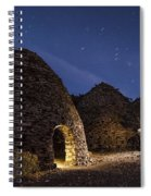Wilrose Charcoal Kilns Spiral Notebook