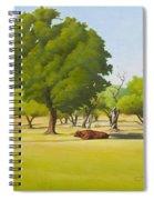 Wimberley Pastoral Spiral Notebook