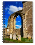 Winchelsea Church Spiral Notebook