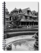 Winchester House - San Jose California Spiral Notebook