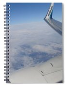 Wind Beneath My Wings Spiral Notebook