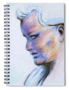 Wind Mother Spiral Notebook