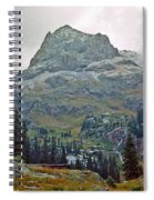 Wind Rivers 3 Spiral Notebook