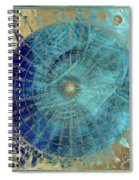 Wind Rose Map Of The Winds Spiral Notebook