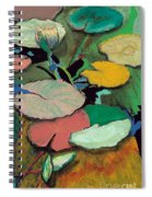 Windchime Spring Spiral Notebook