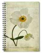 Windflowers Spiral Notebook