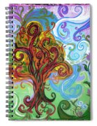 Winding Tree Spiral Notebook