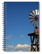 Windmill-5749b Spiral Notebook