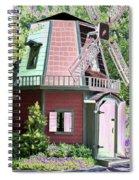 Windmill - Photopower 1554 Spiral Notebook