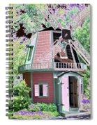 Windmill - Photopower 1556 Spiral Notebook