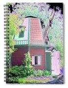 Windmill - Photopower 1557 Spiral Notebook