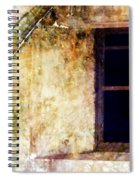 Window - Water Color - Fort Spiral Notebook