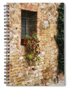 Window Box Spiral Notebook