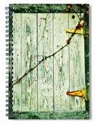 Window Hatch Spiral Notebook
