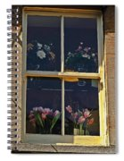 Window Of The Cotswolds Spiral Notebook