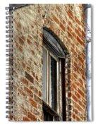 Window Pole 13153 Spiral Notebook
