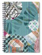 Window Shopping II Spiral Notebook