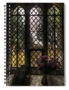 Window To God Spiral Notebook