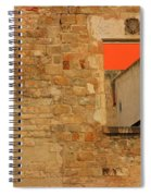 Window To Nowhere Spiral Notebook