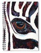 Window To The Soul Spiral Notebook