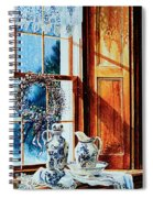 Window Treasures Spiral Notebook