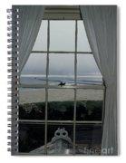 Window View Spiral Notebook