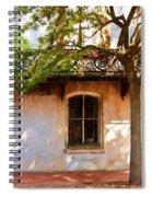 Windows Of Savannah Spiral Notebook