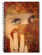 Windows To The Soul #04 Spiral Notebook