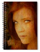Windows To The Soul Spiral Notebook