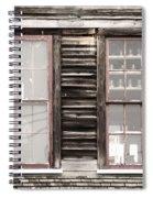 Windows To Valentown Spiral Notebook