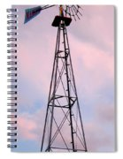 Windpump Spiral Notebook