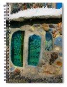 Windshield Windows 2 Spiral Notebook
