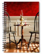 Windsor Chairs Spiral Notebook