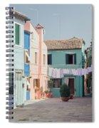 Windstill .. Spiral Notebook