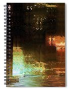 Windy City Night Spiral Notebook