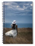 Windy Day Spiral Notebook