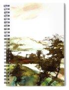 Windy Spiral Notebook