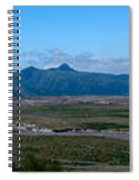 Windy Ridge View Spiral Notebook