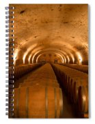 Wine Cellar Spiral Notebook