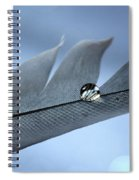 Wing Of Hope Spiral Notebook