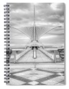 Wing Span Spiral Notebook