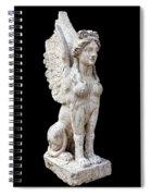 Winged Sphinx Spiral Notebook