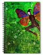 Wings 10 Spiral Notebook