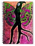 Wings 11 Spiral Notebook
