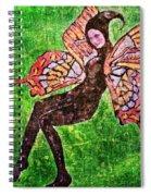 Wings 17 Spiral Notebook
